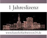 Kanzleifachwissen24.de Volllizenz für ein Jahr