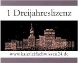Kanzleifachwissen24.de Volllizenz für drei Jahre